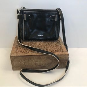 Lauren Ralph Lauren Small Leather Black Purse